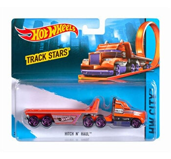 Hot Wheels, camioane Hitch and Haul